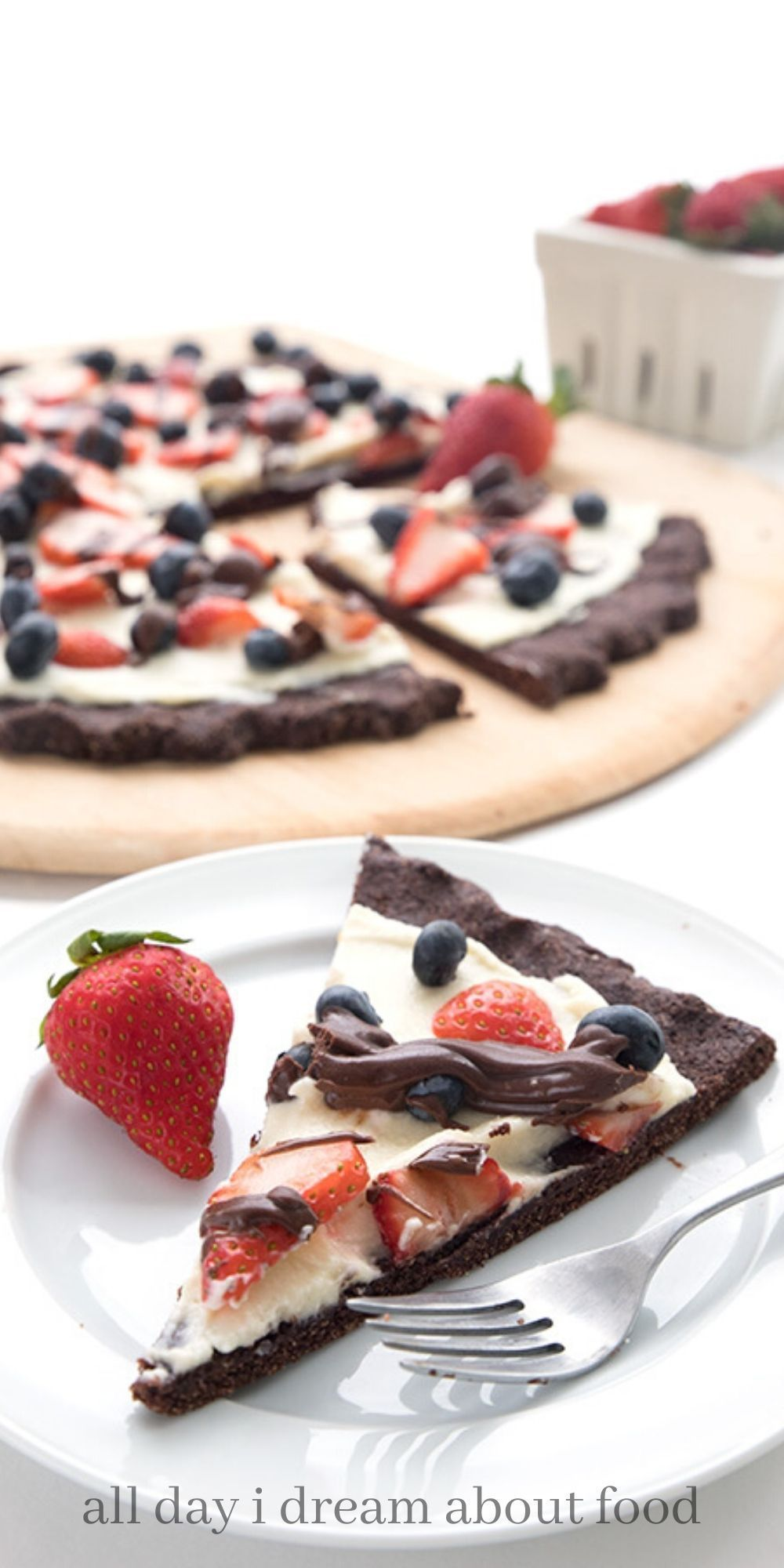 Keto Cookie Pizza Tender chocolate almond flour cr