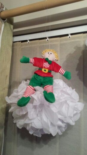 December 6th - making it snow #elfmagic #elfcapades Save 30 % on Elf Magic elves using code STAY30 this week at happymummy.com