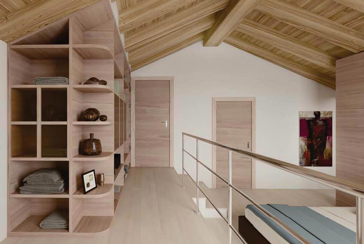 Mobili Sottotetto ~ Sottotetto legno cerca con google casa google