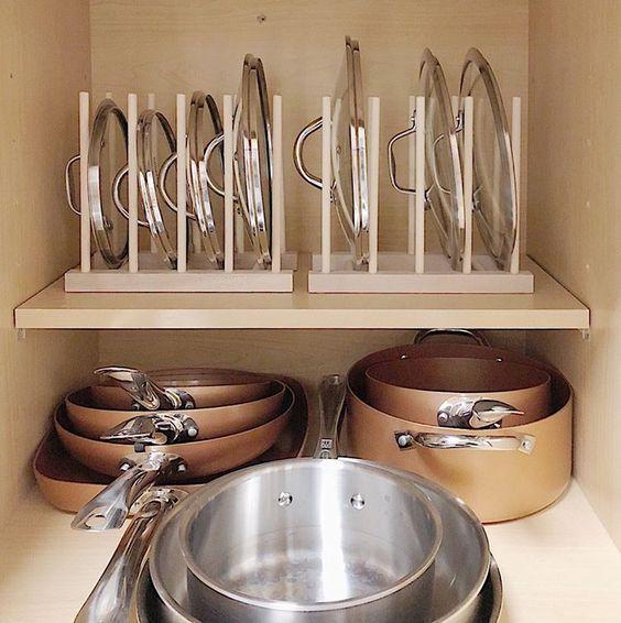Die besten Lösungen für die Küchenorganisation #kitchenstorage