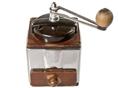 Vintage French Peuginox Coffee Grinder - SOLD!