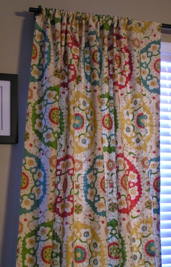 ..Curtains...this is our fabric...ha.....nice for the powder and mud rooms.