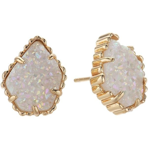 Kendra Scott Tessa Earring Rose GoldIridescent Drusy Earring 65
