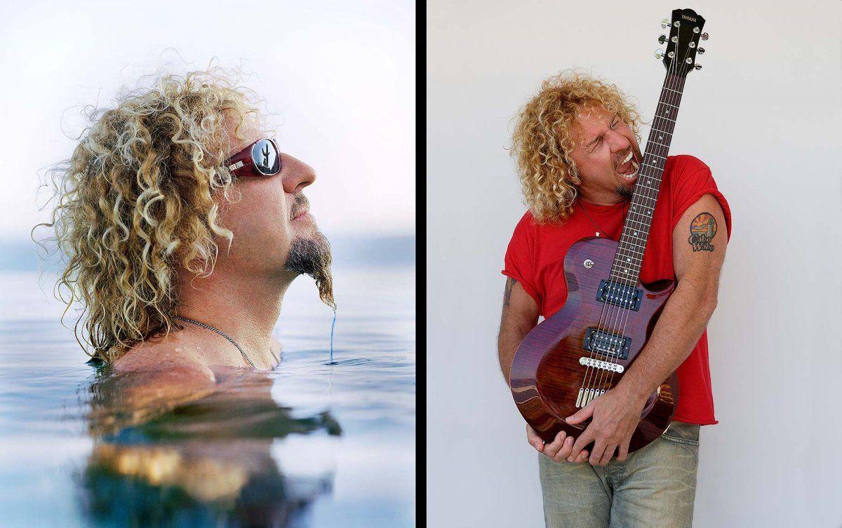 Oh Yeah Sammy Hagar Classic Rock Artists Red Rocker