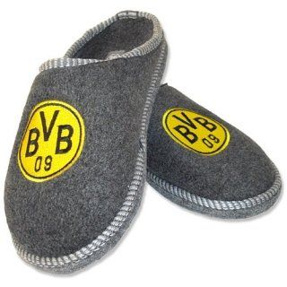 BVB Filzpantoffel, 42-43 - http://on-line-kaufen.de/borussia-dortmund/42-43-eu-bvb-filzpantoffeln-2