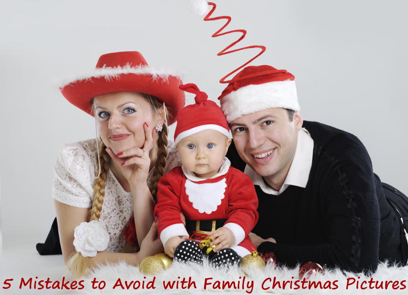 Family Christmas Pictures Part - 27: 5 Mistakes To Avoid With Family Christmas Pictures | Backdrop Express  Photography Blog