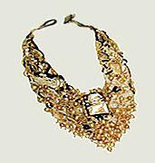 Perlen Poesie Magazine: Lady Winter Necklace