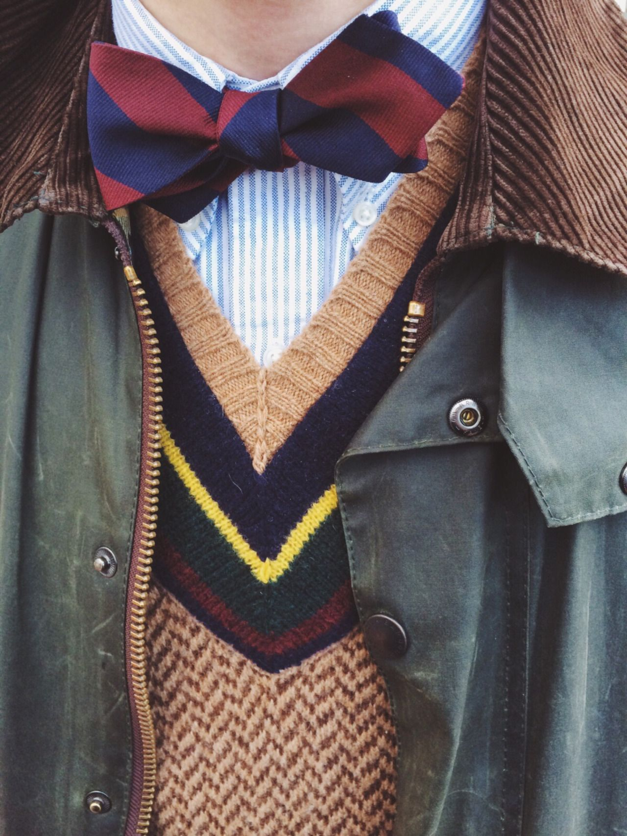 Classic style we are addicted to : Photo