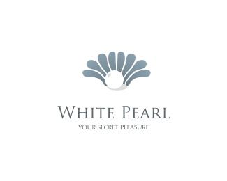 White Pearl Logo Design   Jewellery Logo Design for Your Inspiration ...