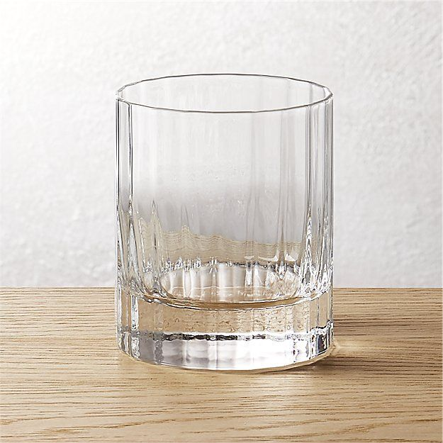 28 4 Suave Double Old Fashioned Glass Old Fashioned Glass Glass Unique Drinking Glasses
