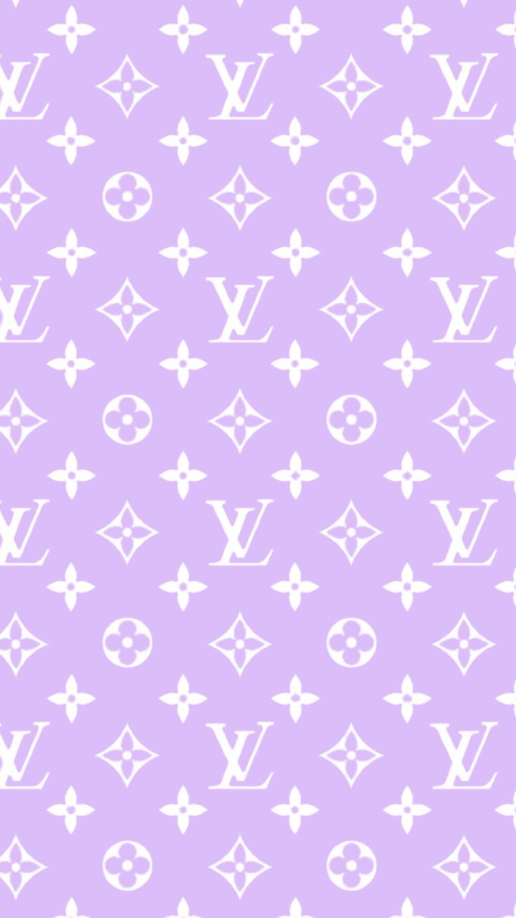 Louis Vuitton Screensaver Lock Screen Phone Purple In 2020 Pink