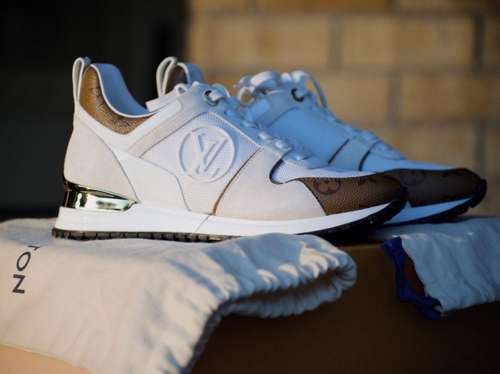 fe8248bc93f women Louis Vuitton Run Away Sneakers #fashion #clothing #shoes ...