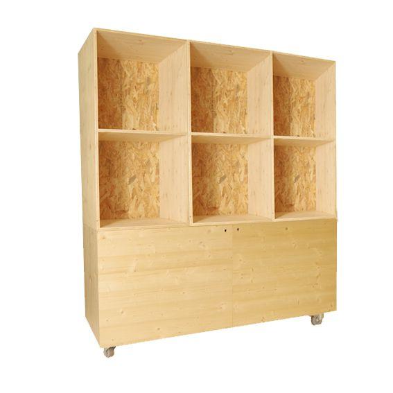 module armoire vous souhaitez cr er une cloison amovible. Black Bedroom Furniture Sets. Home Design Ideas