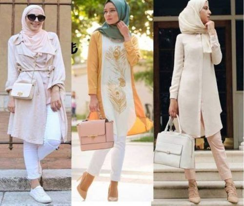 casual chic hidjab collection 2018