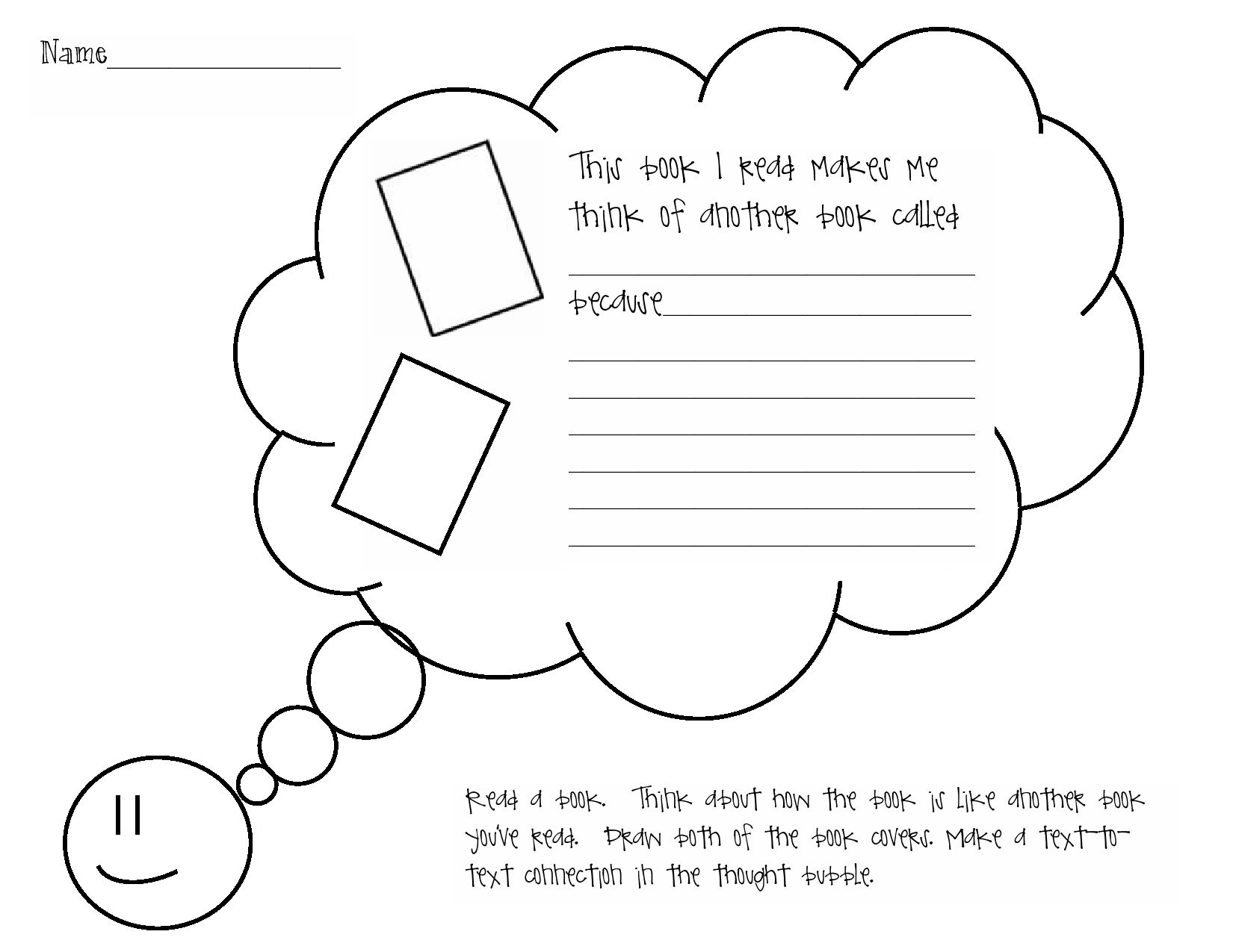 Text To Text Connections Worksheets Support Your Students In