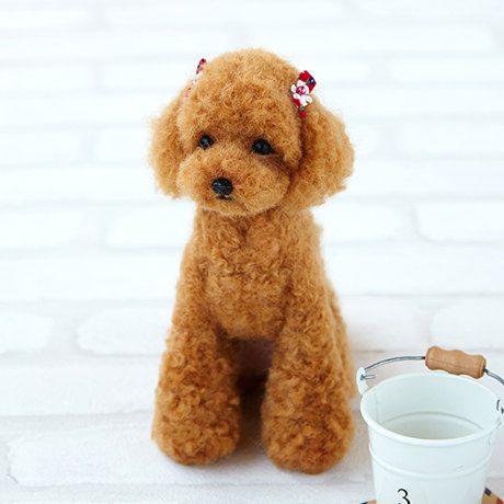 Sales 30 Off Realistic Dog Series Needle Felt Hamanaka Wool Felt