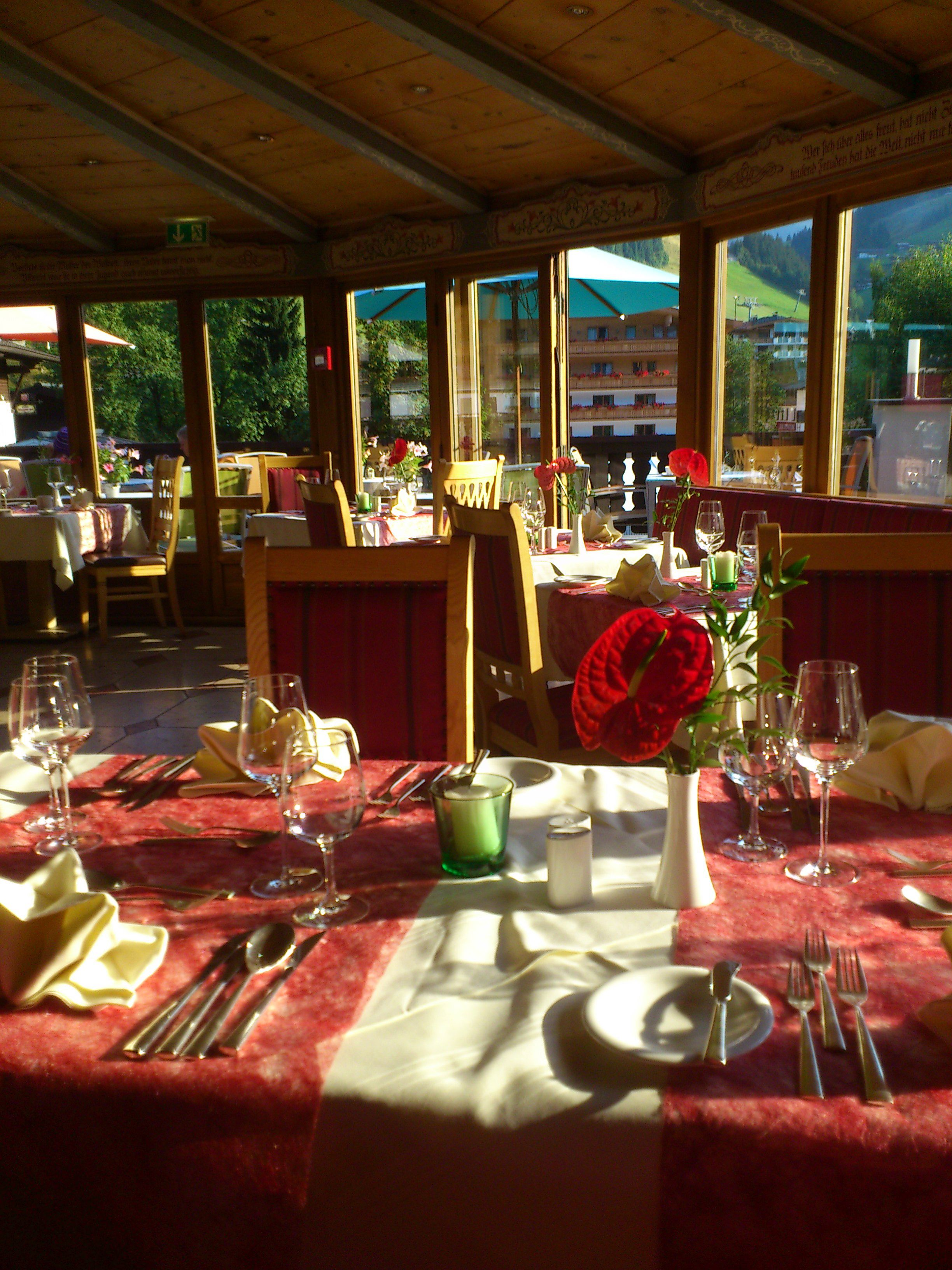 Casino Salzburg Dinner