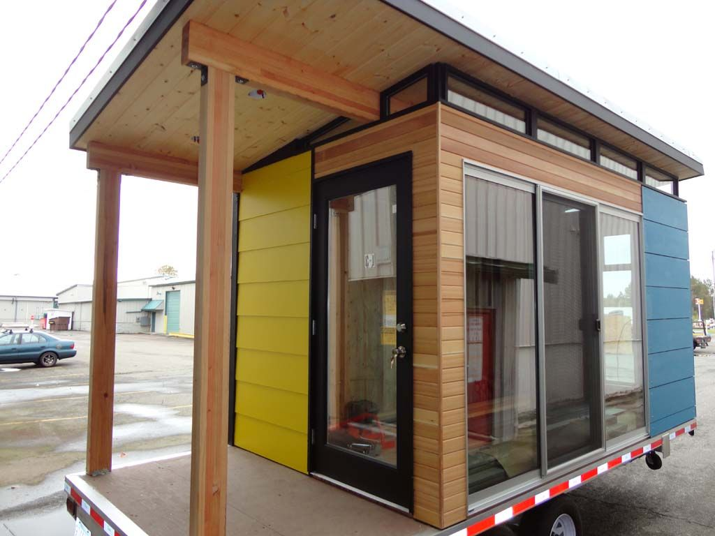 Build A Shed On Trailer Google Search