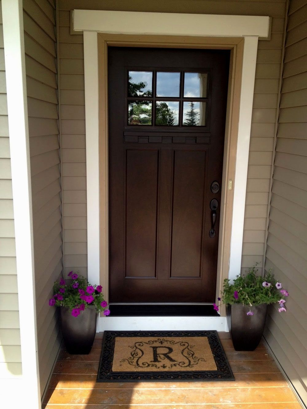 Traditional Style Upvc Front Doors Exterior Pinterest Front