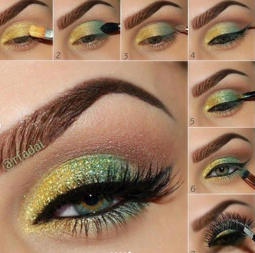 40 Easy Steps Eye Makeup Tutorial For Beginners To Look