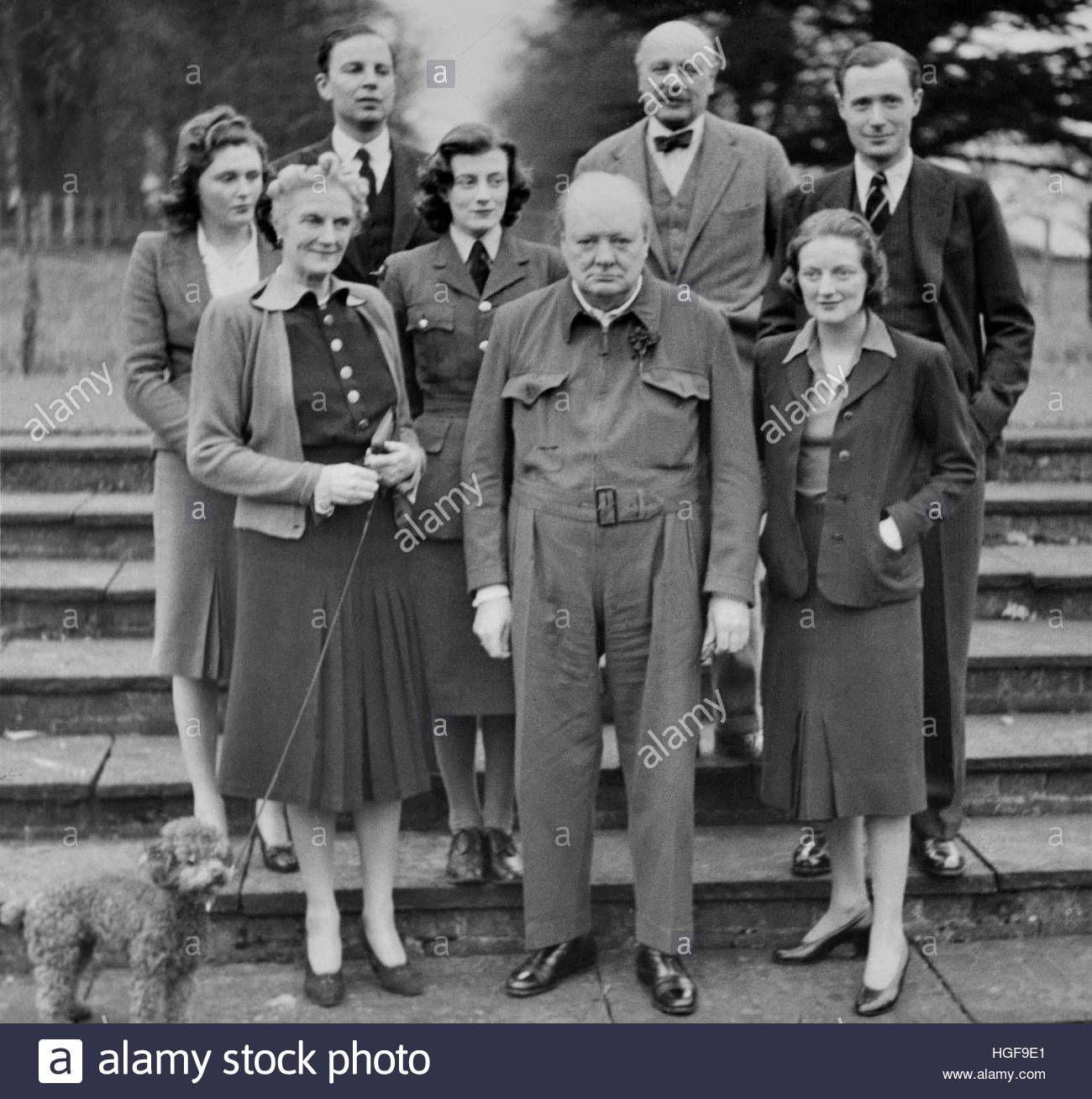 Churchill as Warlord