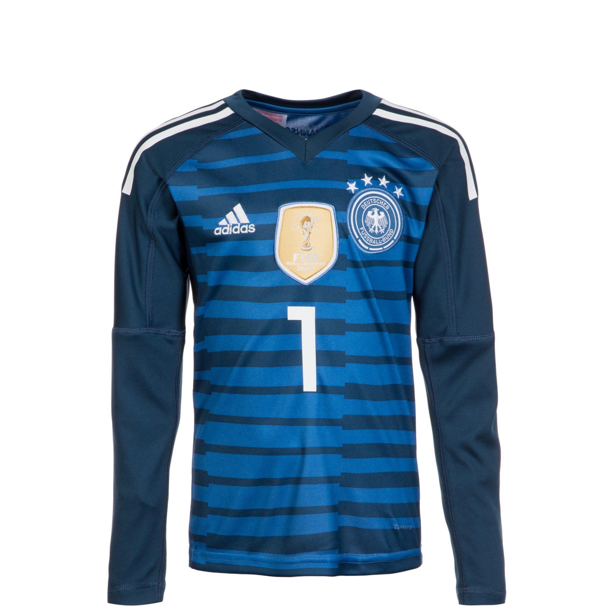 Torwarttrikot DFB Torwart Trikot Neuer Wm 2018 Heim #WM