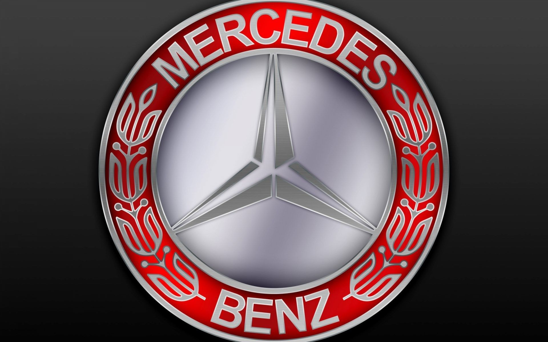 1920x1200 Mercedes Benz Logo 4k Hd Wallpaper Mercedes Benz Logo