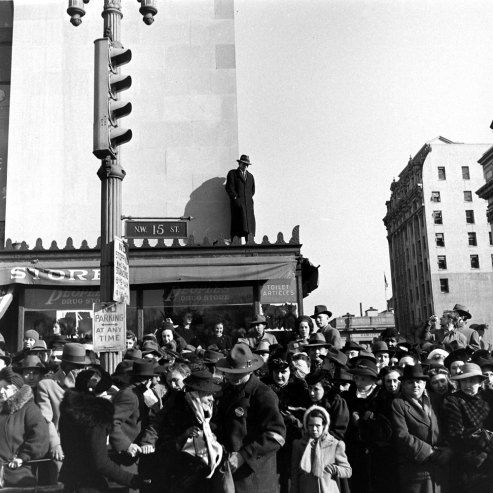 FDR 1941 Inauguration | LIFE at Inaugurations: Rare and Classic Photos, 1933 – 1969 | LIFE.com