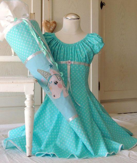 ELODIE Festkleid helltürkis (mit Bildern)   Kleid ...
