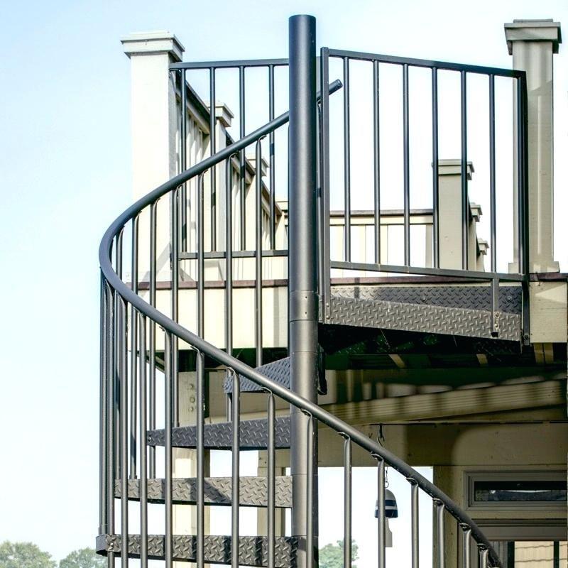 Best Salter Spiral Stair Products Indoor Outdoor Spiral Stair 400 x 300