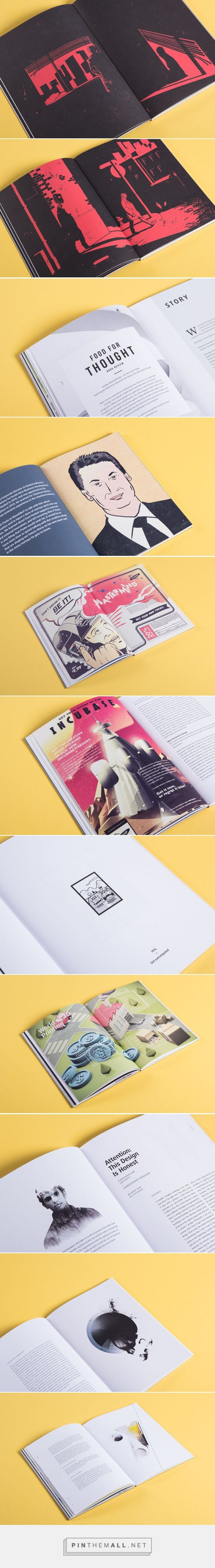 Now ltd edition book startups on behance created also best zine images pinterest editorial design graph rh