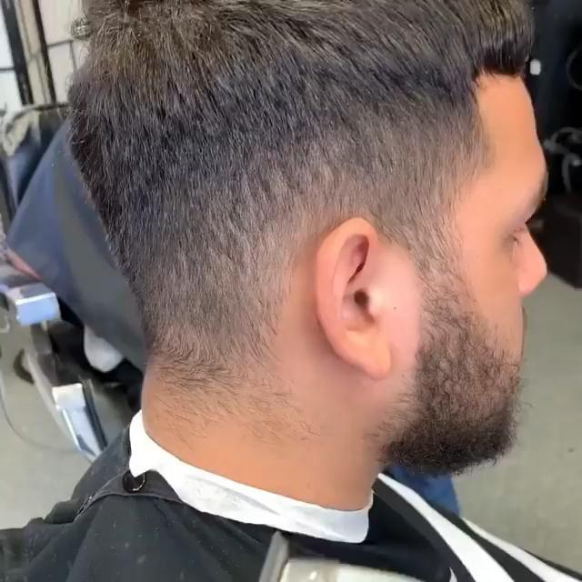 2020 Winter Men's Hairstyle