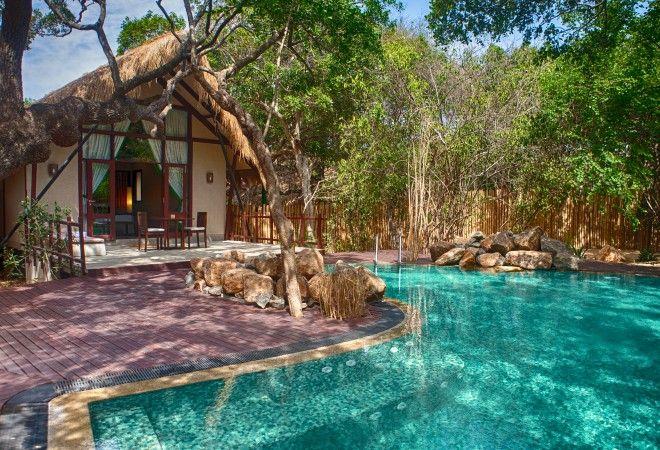Jungle Beach Resort Hotel Trincomalee Sri Lanka Visitsrilanka