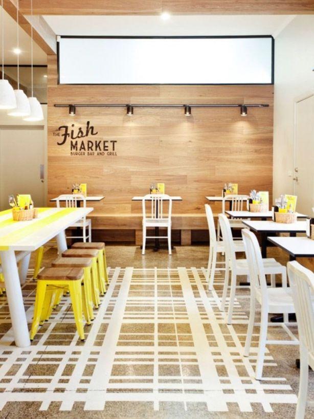 Beautiful Restaurant Design Inspiration Cafe InteriorsRestaurant