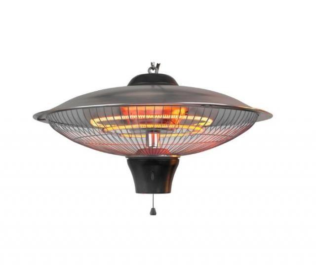 Eurom Party Tent Heater 1500 Watt (IP24 - spatwaterdicht) MEGAKLAPPER!!