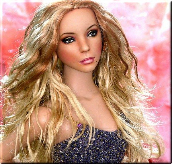 Mariah Carey Doll Celebrity Doll Barbie Dolls Dolls Barbie