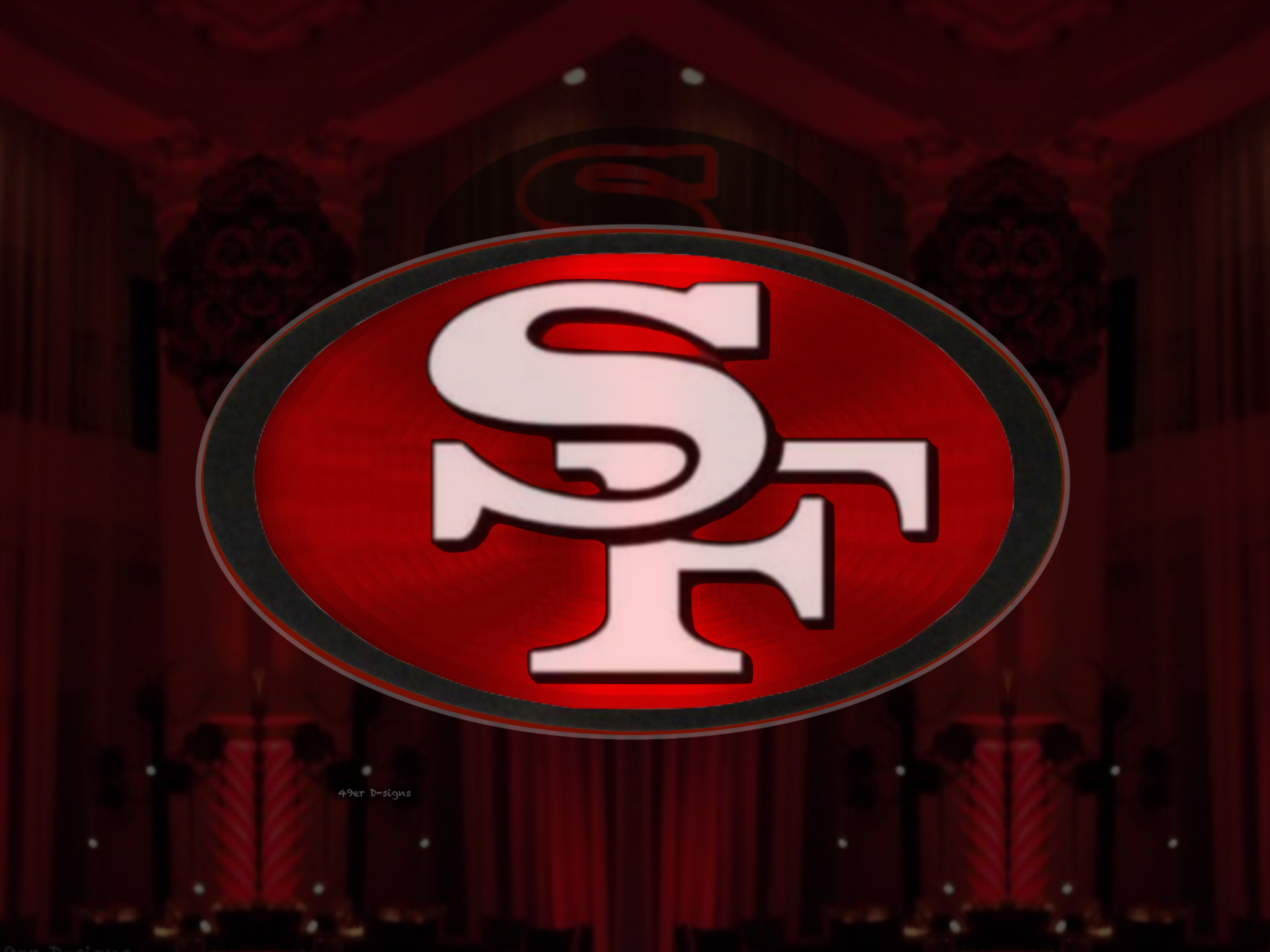 Pin by 49er Dsigns on 49er Logos Nfl football 49ers, Sf