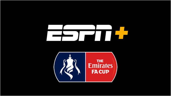 You Can Stream Fa Cup Online Exclusively On Espn Starting January 4 Fa Cup Espn Live Tv Streaming