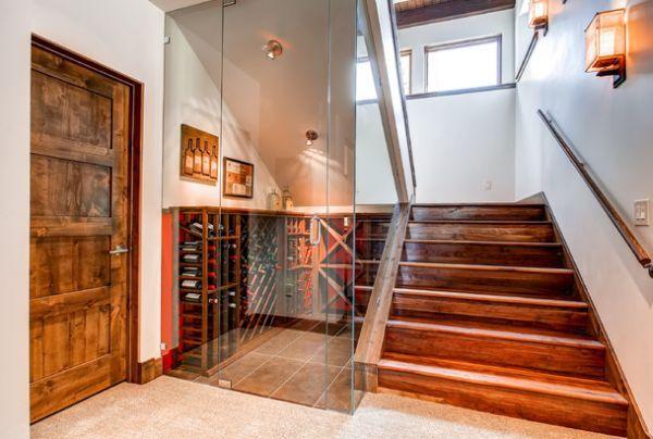 einrichtungsideen wandgestaltung treppenhaus wanddekoration Home