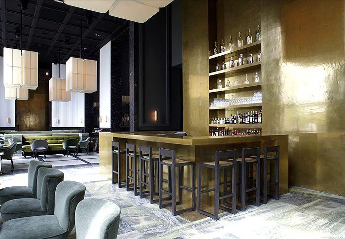 Joseph Dirand Architecture Design Interieur Restaurant Design Bar Restaurant Interieur De Restaurant
