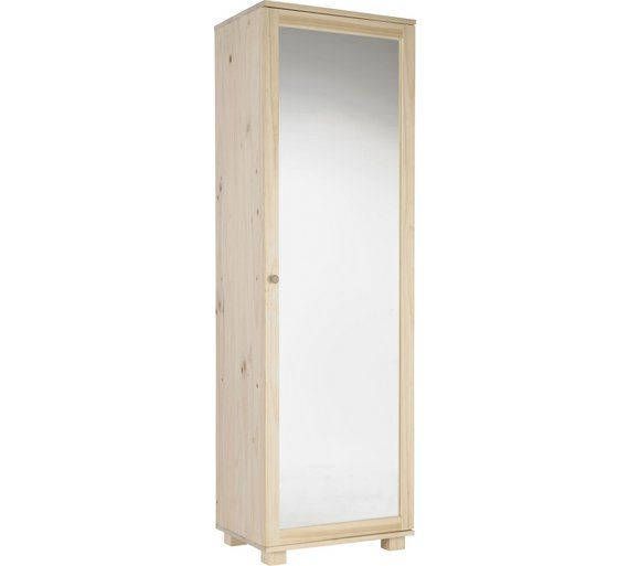 Home Mirrored Shoe Cabinet Solid Unfinished Pine In 2019 Shoe