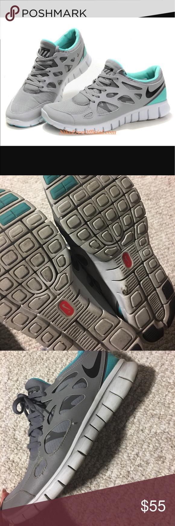 Waterproof running shoes, Nike free