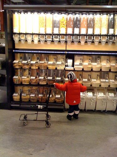 tips for buying foods in bulk