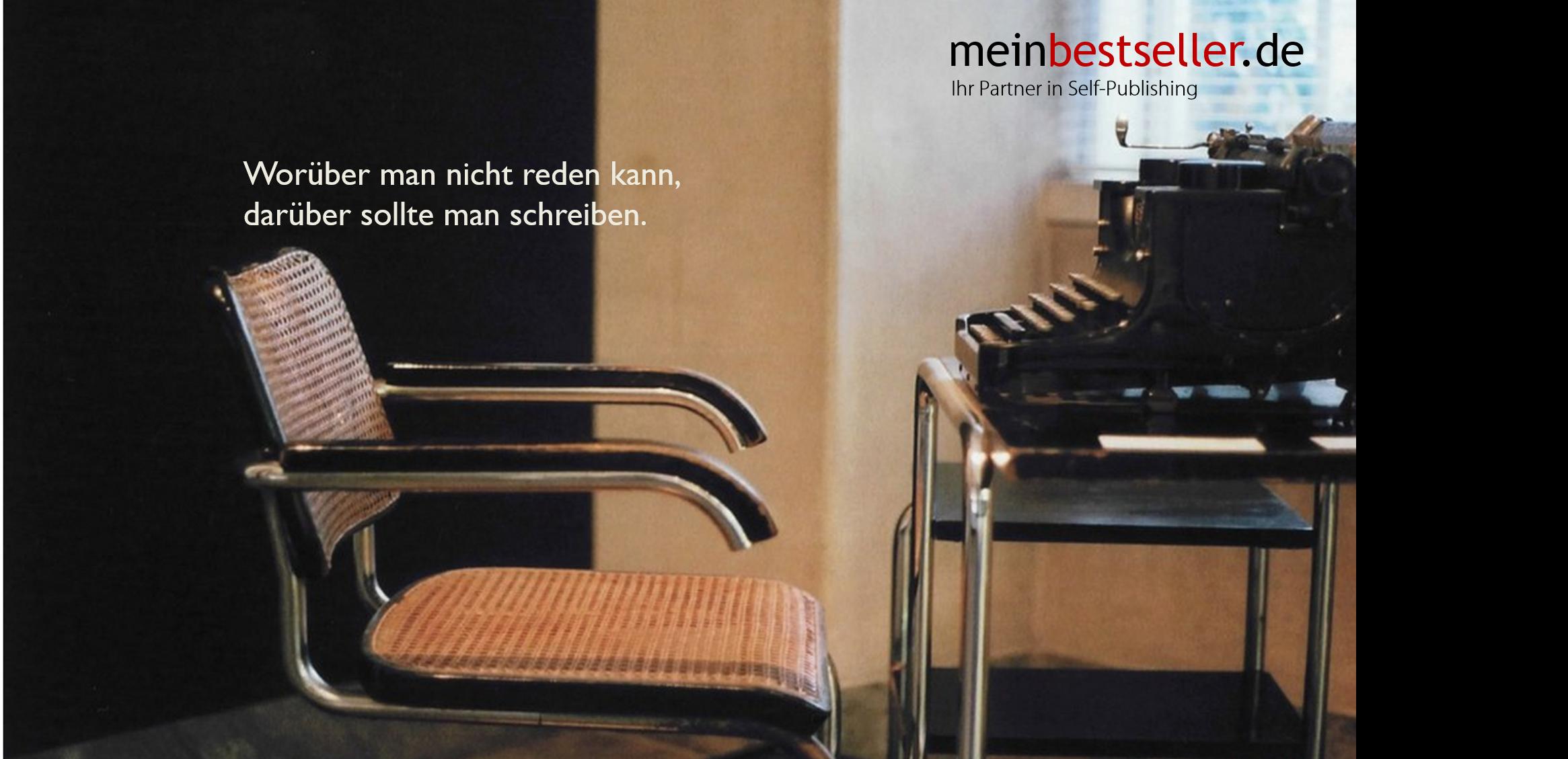 Einfach dein Buch bei meinbestseller.de