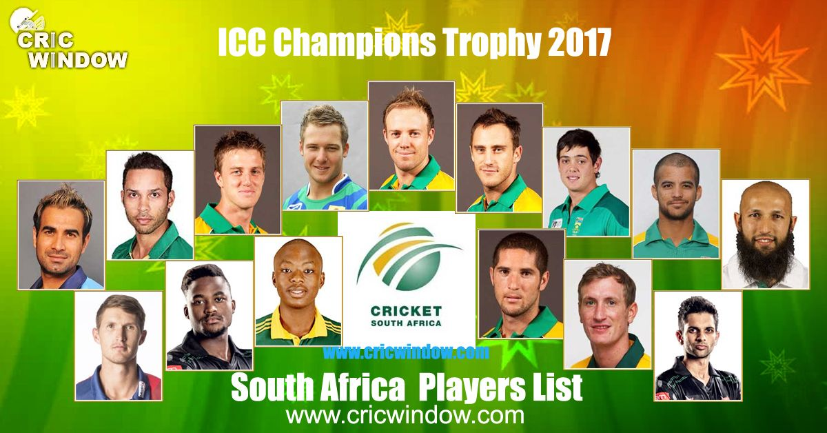 Cricwindow Champions Trophy 2017