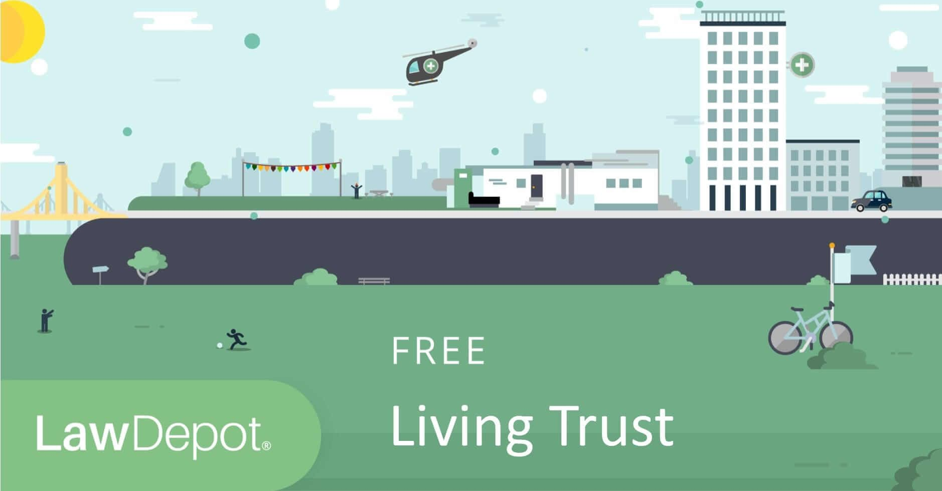 customize print and download your free revocable living trust in
