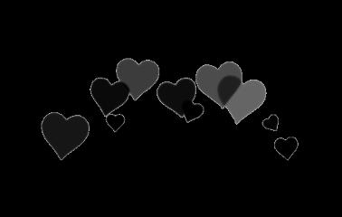 Heart Tumblr Rainbow Heart Overlay Overlays Overlays Tumblr