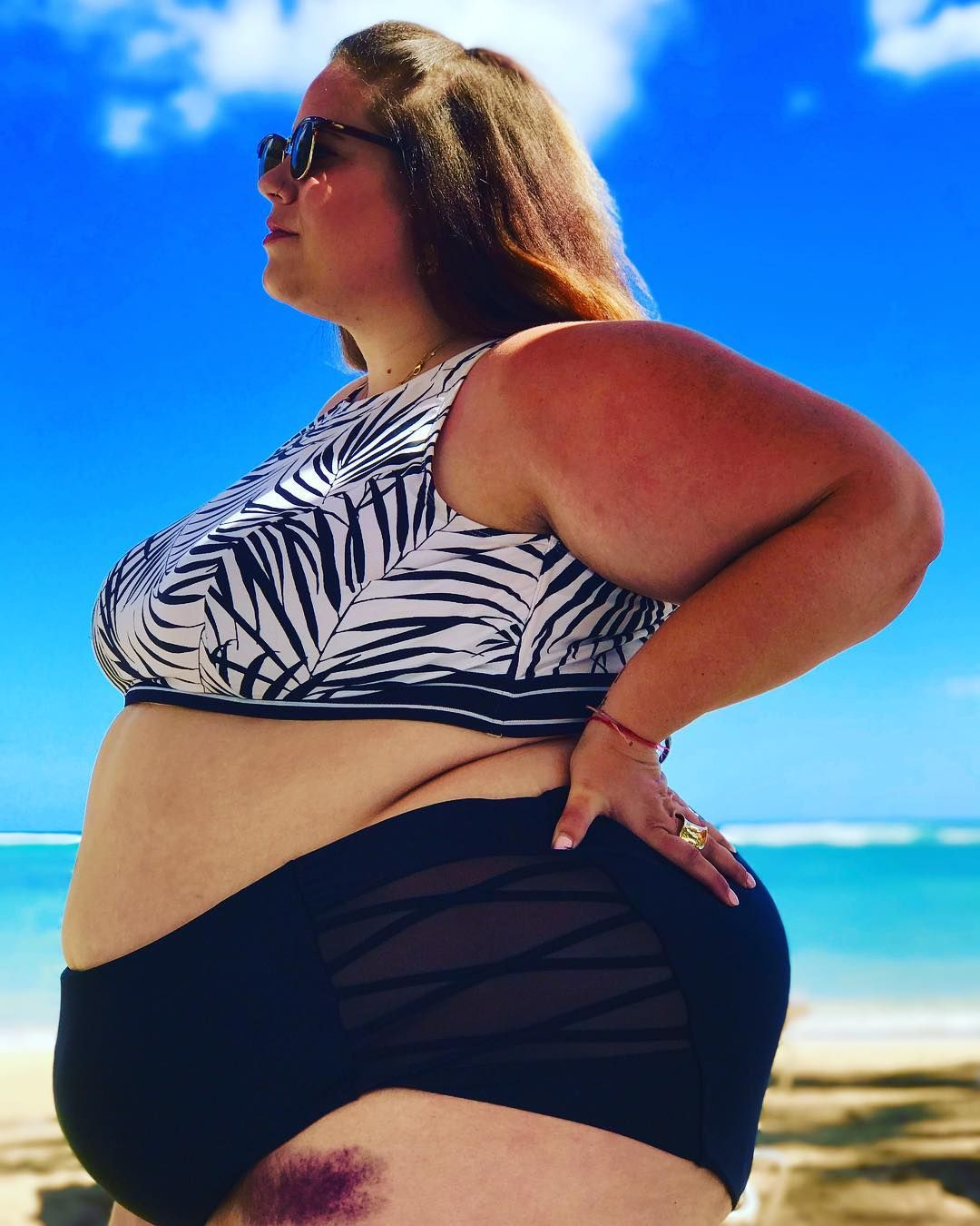 7b81e0002c Pin by Fat Man on fatkini in 2019   Bikinis, Ssbbw, Swimwear
