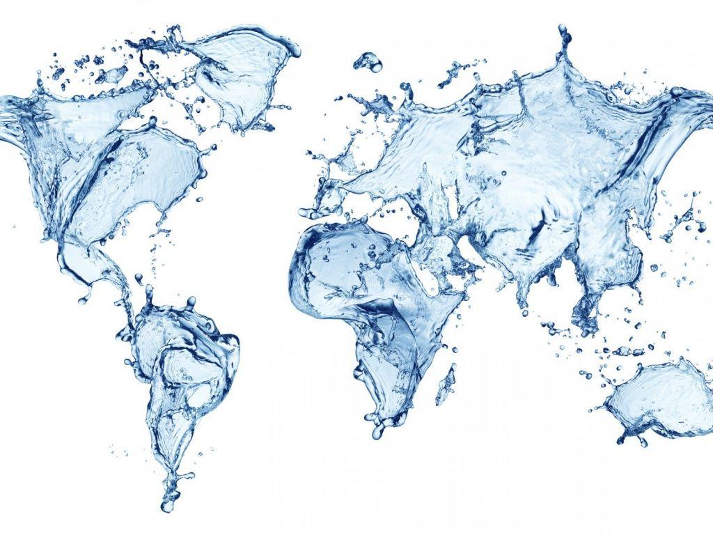 World maps water abstract hd desktop wallpaper art for for Pinterest weltkarte