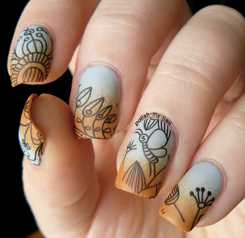 Born Pretty Store Blog: Newest Nail Art Show For April | Nail art to ...